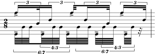 Interactive #2: Pitch = Rhythm – Jeremy Muller